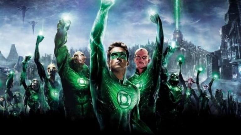 Green Lantern dizisi geliyor!