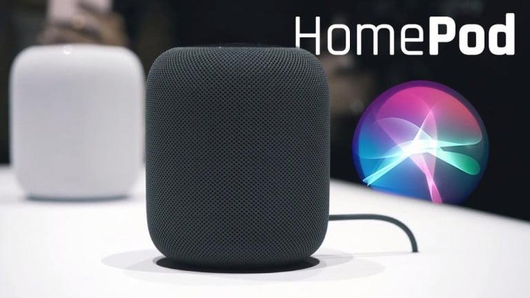 Apple Homepod için son kararı verdi