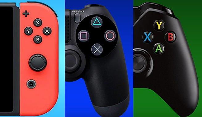 Konsol satış rakamları açıklandı! PS4 fark attı!