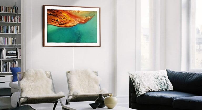 Samsung The Frame – 65 inç 4K Smart TV incelemesi