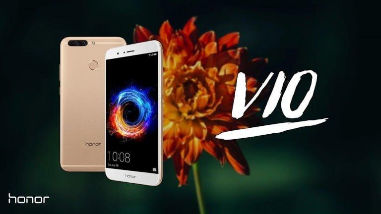 Huawei Honor V10 28 Kasım'da Geliyor