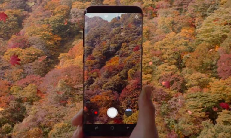 Samsung, Sonbahar'dan ilham alıyor
