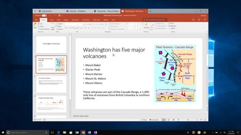 Windows 10'a Sekme İçerisinde Uygulama Çalıştırma Özelliği Geliyor
