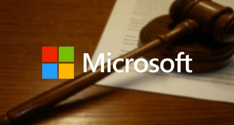 AB, Microsoft Veri Koruma Davasına Müdahale Edecek