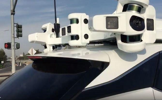 Apple'ın Otonom Otomobili, Rotaları Ezberliyor