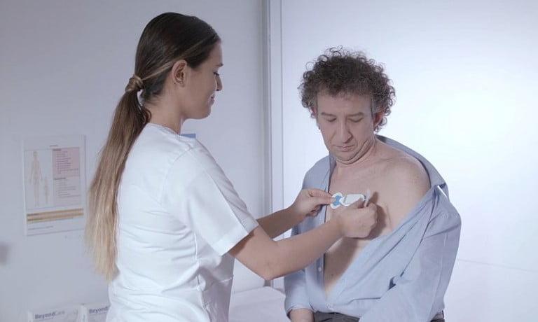 BeyondCare : Mobil EKG takip sistemi