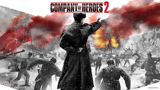 Company of Heroes 2 kısa süreliğine ücretsiz olarak sunuluyor