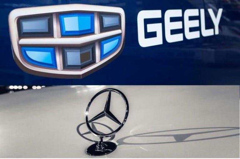 Geely, Daimler'den Hisse Almayı Planlıyor