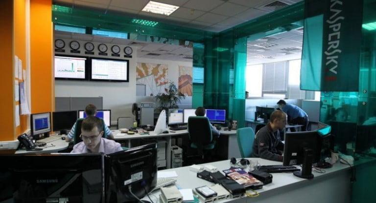 Kaspersky Lab, Washington, DC Ofisini Kapatıyor!
