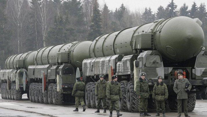 Rusya, Moskova'daki Nükleer Silah Cephaneliklerini Genişletmeye Hazırlanıyor!