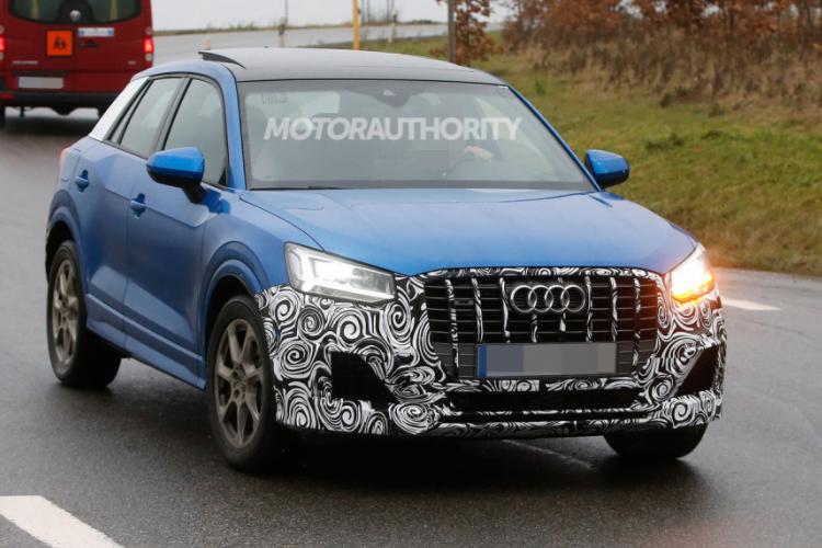 2018 Model Audi SQ2 Objektiflere Takıldı