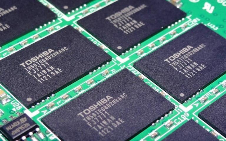 Toshiba, araçlar için NAND bellek yongaları üretecek