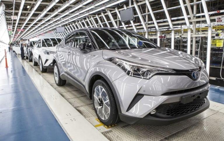 Toyota 2020'in ilk yarısına kadar 10 elektrikli otomobil tanıtacak