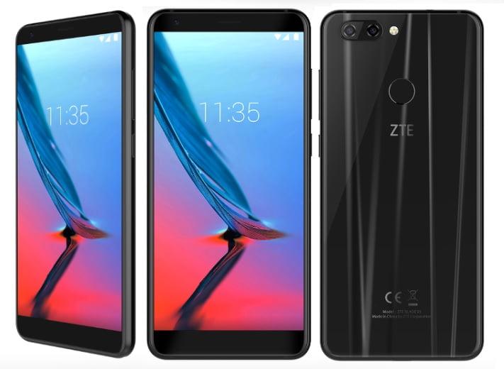 ZTE Blade V9 Kendi Sitesinde Yanlışlıkla Yayınlandı