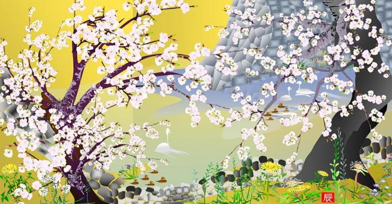 Japon Sanatçıdan Sadece Excel'i Kullanarak Muhteşem Resimler