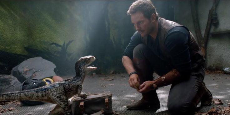Jurassic World: Fallen Kingdom'ın ilk fragmanı yayınlandı