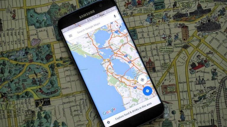 Google Map hız ölçmeye başlıyor
