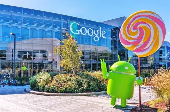 Google'dan 2017'de Rekor Gelir!