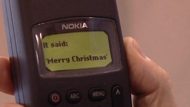 Vodafone İlk SMS'i 25 Yıl Önce Gönderdi!