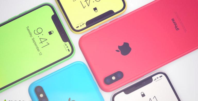 Rengarenk ve ucuz iPhone Xc geliyor!