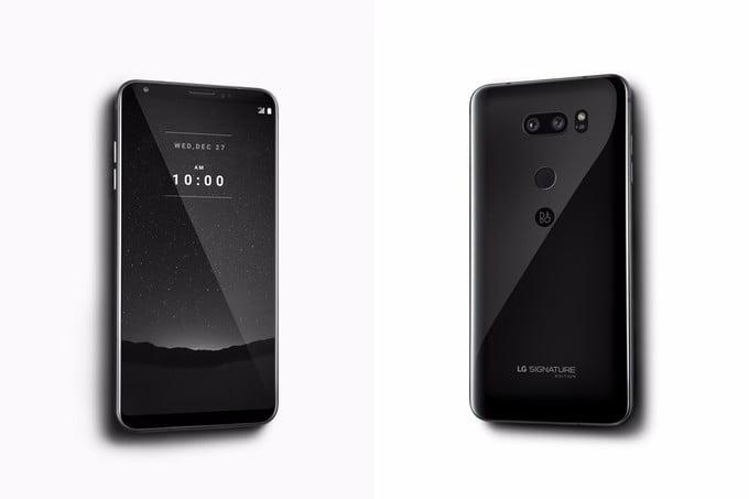 LG'nin yeni V30 modeli sadece 1820 dolar!
