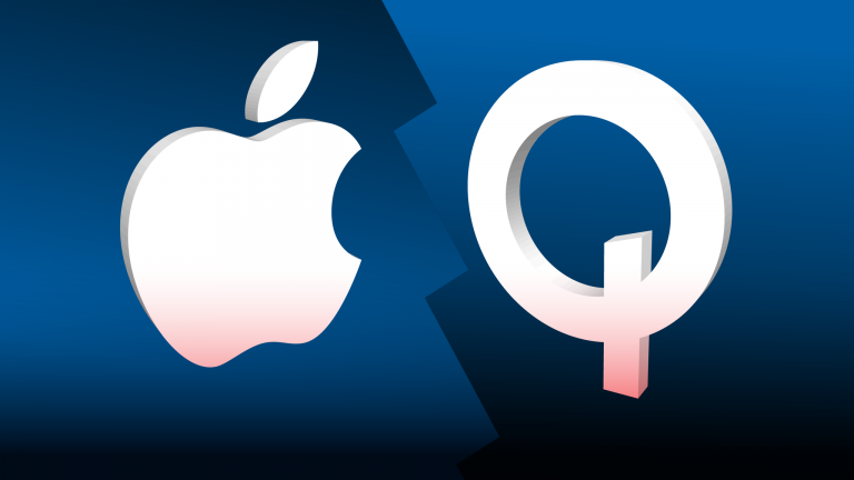 Qualcomm, Apple'a rest çekti!