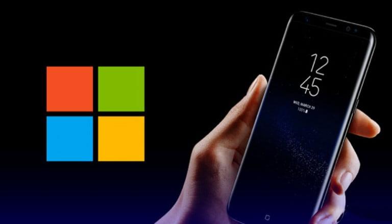 Samsung, S8 Microsoft Edition hakkında konuştu