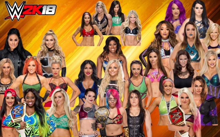 WWE 2K18 mikro ödeme kurbanı oldu