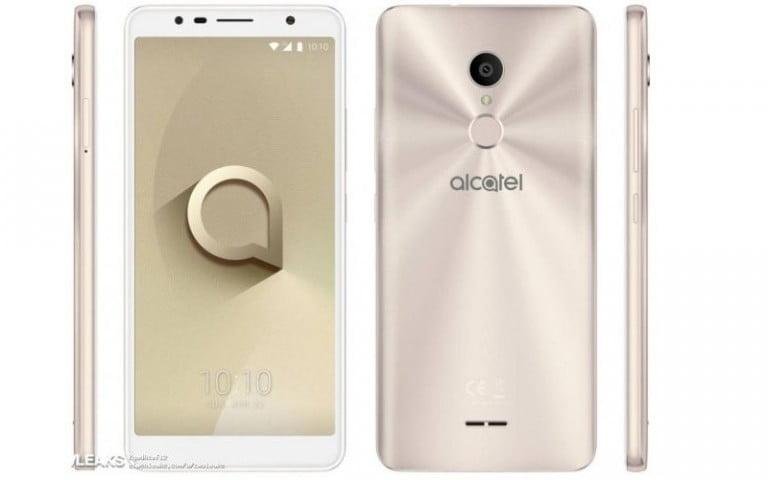 Alcatel 3C'nin Yeni Görüntüleri Sızdırıldı