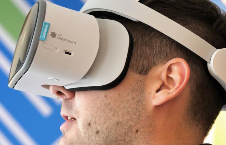 Lenovo bağımsız VR gözlüğünü tanıttı; Mirage Solo