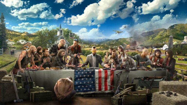 Far Cry 5 PC sistem gereksinimleri açıklandı!