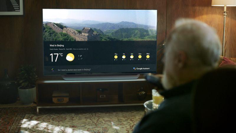 Geleceğin televizyonları 1
