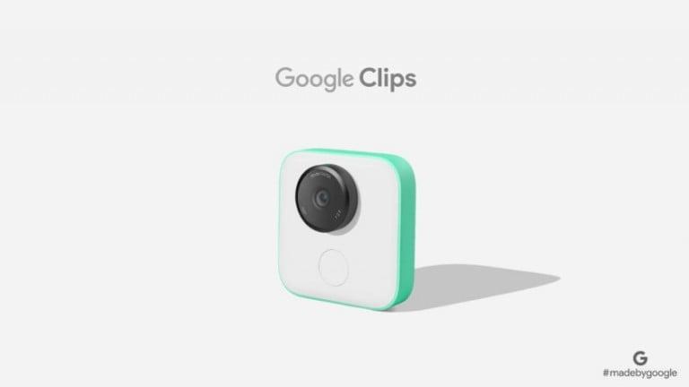 Google Clips Sertifikasını Aldı