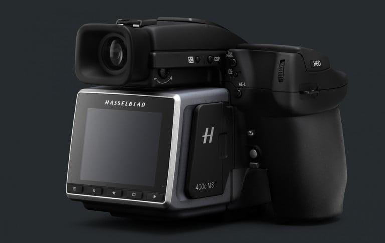 Hasselblad H6D-400c, 400 Megapiksel Fotoğraf Çekiyor