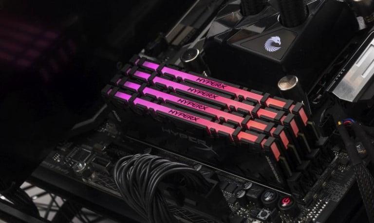 HyperX Predator DDR4 : Kızılötesi teknolojisiyle senkronize oluyor