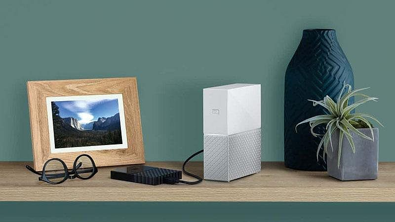 WD My Cloud Home 4