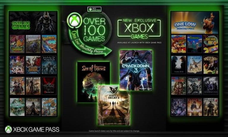 Xbox Game Pass kapsamını genişletiyor