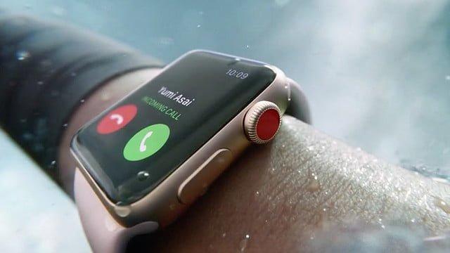 Apple Watch 3, hastanelerde çalışmıyor!