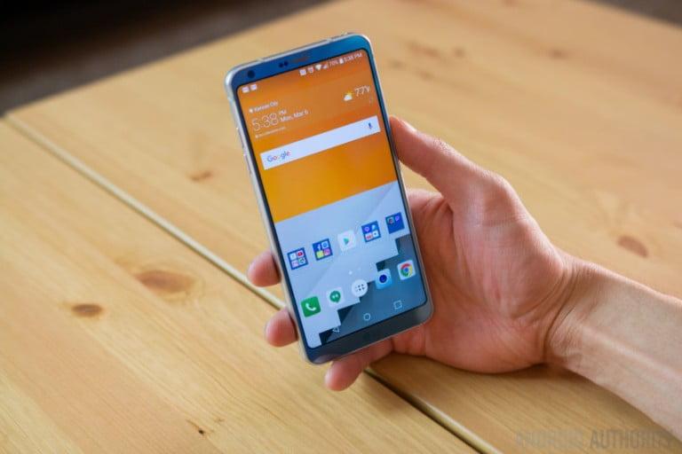 LG G6 sahiplerinin bekledikleri güncelleme için tarih verildi!