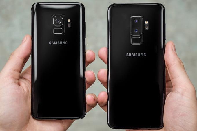 Galaxy S9+ Benchmark Rekoru Kırdı