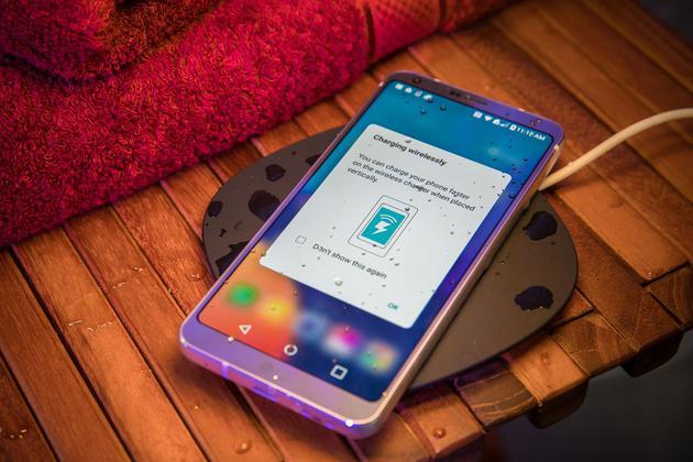 LG'den sevgililer gününe özel LG G6