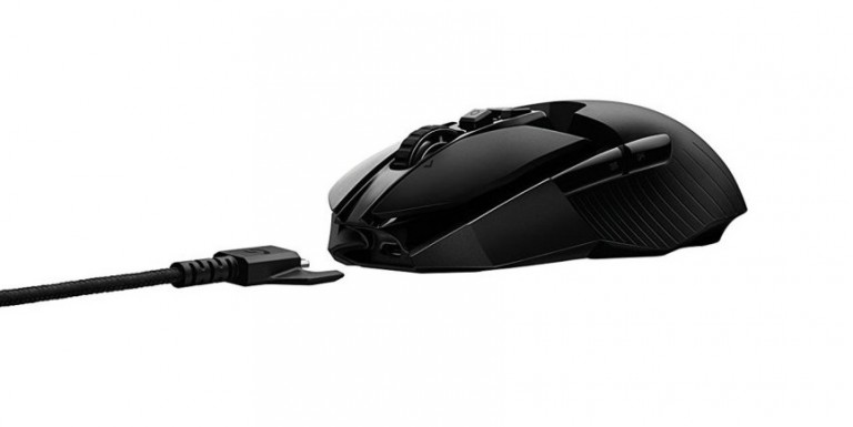 Logitech G903 Lightspeed Wireless Gaming Mouse inceleme