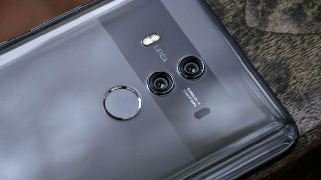 Huawei'den ilginç Mate 10 Pro kararı