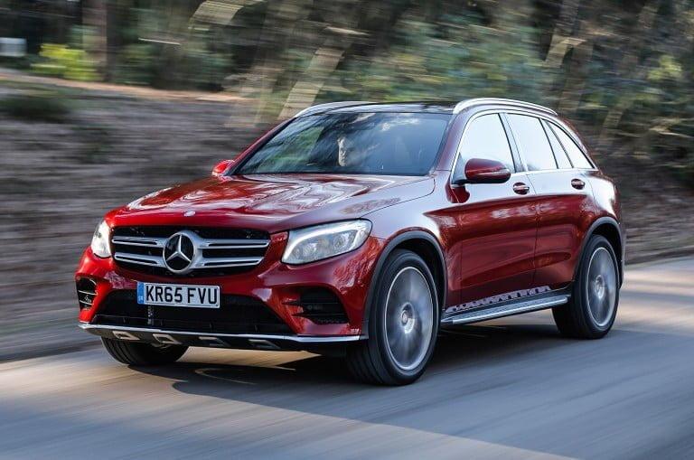 Mercedes 2017'de 2.3 Milyon Araba Sattı