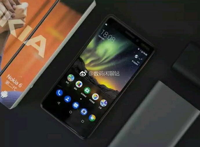 Nokia 6 2018 özellikleri kesinleşti