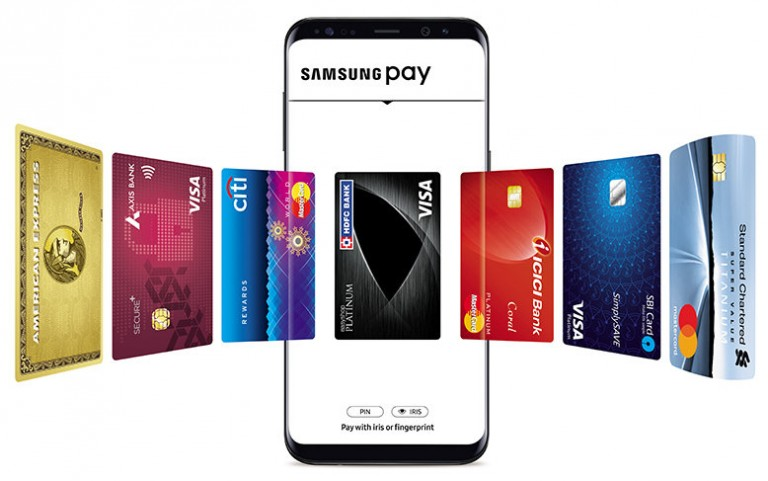 Samsung Pay Gireceği Yeni Pazarı Açıkladı