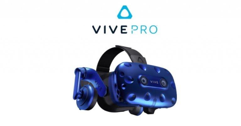 HTC Vive Pro ön inceleme – #CES2018