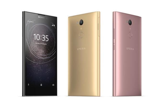Sony'den bütçe dostu telefon; Xperia L2