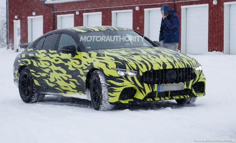 2019 Mercedes AMG GT Coupe Çok Ateşli Geliyor!