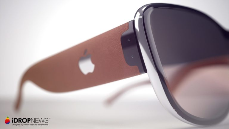 Apple'ın Akıllı Gözlüğüne Ait Konsept Fotoğraflar Yayınlandı